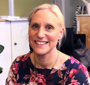 Maria Taoussi, Jönköpings kommuns projektledare för konferensen