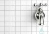 kran med vattendroppe