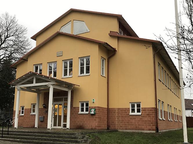 Miljöförbundets hus