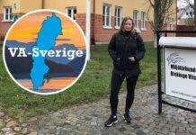 Sofie Petersson Miljöförbundet Blekinge Väst i artikelserie Nedslag i VA-Sverige