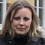 Sofie Petersson närbild