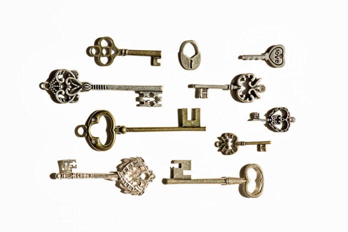 antika nycklar