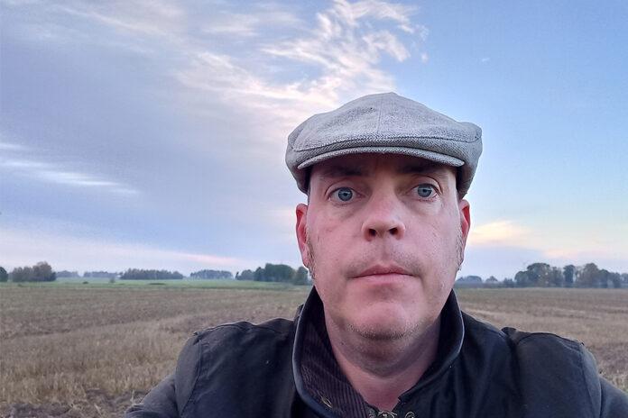 Mathias Hultberg, miljö- och hälsoskyddsinspektör i Vara kommun