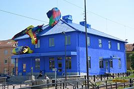 stationshuset i Vara